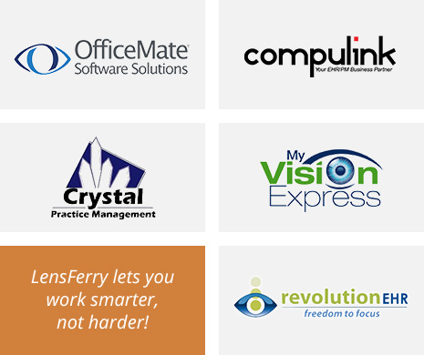 Office Mate, Compulink, Crystal and My Vision Express